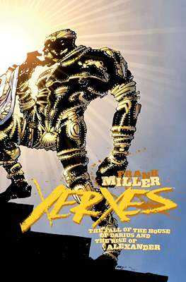 Xerxes: The Fall of the House of Darius and the Rise of Alexander (Comic Book) #3