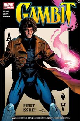 Gambit Vol. 4 (Digital) #1