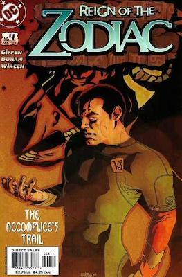 Reign of the Zodiac (Comic-book) #4