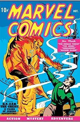 Golden Age Marvel Comics Omnibus
