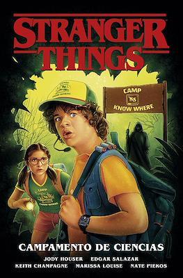 Stranger Things (Cartoné 96 pp) #4