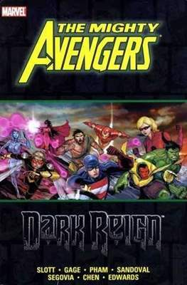 The Mighty Avengers Vol. 1 (2007-2010) (HC) #3