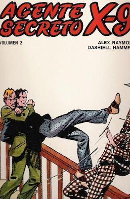 Agente secreto X-9 (Rústica) #2