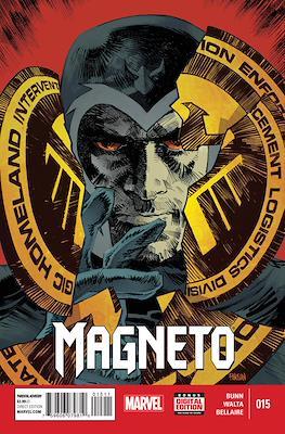 Magneto Vol. 3 (Comic-book) #15