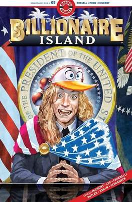 Billionaire Island #5
