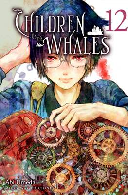 Children of the Whales (Rústica con sobrecubierta) #12
