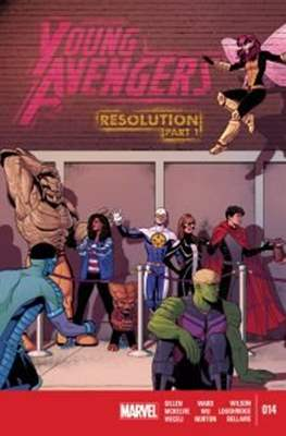 Young Avengers Vol. 2 (2013-2014) (Comic-book) #14