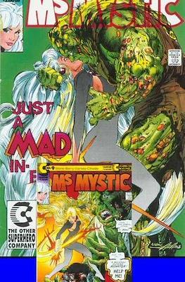 Ms. Mystic (1987-1992) (Grapa) #9