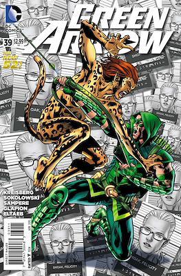 Green Arrow vol. 5 (2011-2016) #39