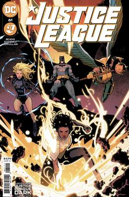 Justice League Vol. 4 (2018- ) #61