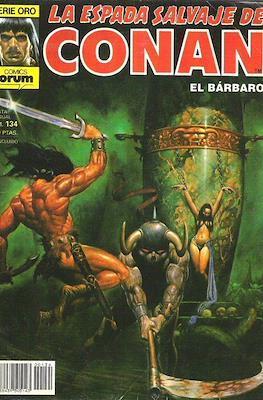 La Espada Salvaje de Conan. Vol 1 (1982-1996) (Grapa. B/N.) #134