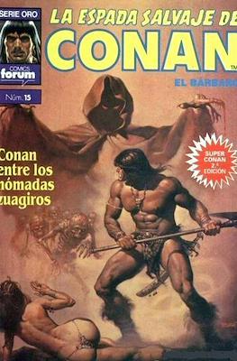 Super Conan. La Espada Salvaje de Conan #15