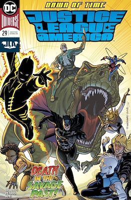 Justice League of America vol. 5 (2017-2018) (Grapa) #29