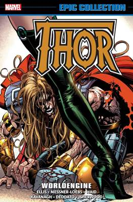 Thor Epic Collection (Softcover) #23