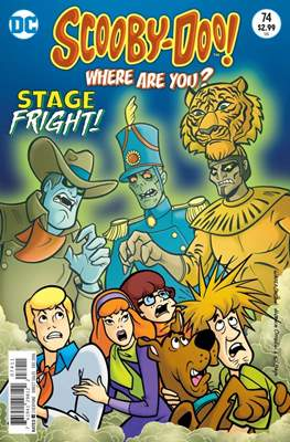 Scooby-Doo! Where Are You? (Comic Book) #74