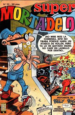 Super Mortadelo (Grapa, 52 páginas (1987)) #52