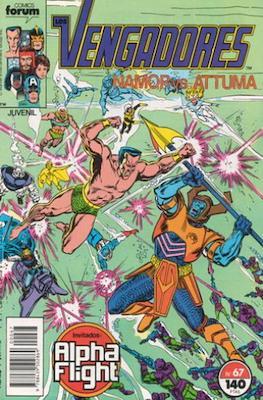 Los Vengadores Vol. 1 (1983-1994) #67
