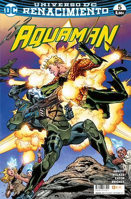 Aquaman. Nuevo Universo DC / Renacimiento (Rústica 72-144 pp) #19/5