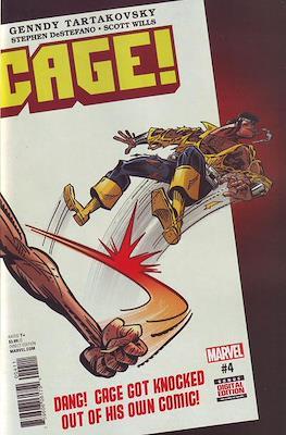 Cage! (2016) (Comic Book) #4