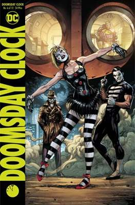 Doomsday Clock (Variant Covers) (Comic Book) #6