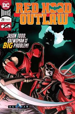Red Hood and the Outlaws Vol. 2 (Comic Book) #29