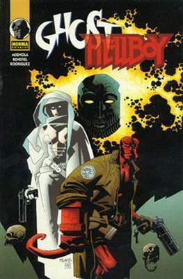 Ghost / Hellboy
