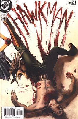 Hawkman Vol. 4 (2002-2006) (Comic book) #21