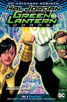 Hal Jordan and the Green Lantern Corps (Vol. 1 2016-...) (Softcover) #4
