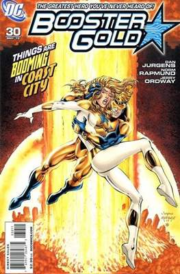 Booster Gold Vol. 2 (2007-2011) #30