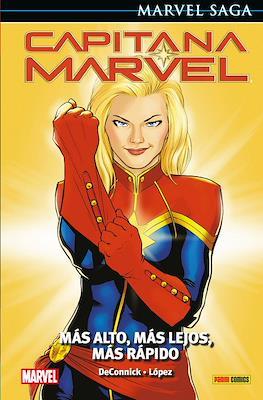 Marvel Saga: Capitana Marvel (Cartoné 192 pp) #4