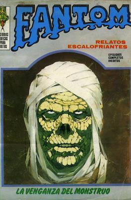 Fantom (1972-1974) (Grapa 64 pp) #17