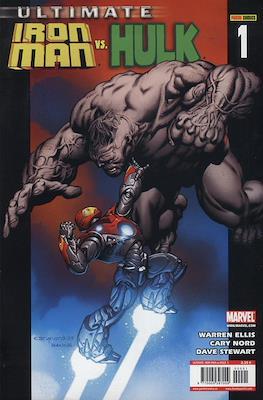 Ultimate Iron Man vs. Hulk (Grapa 48 pp) #1