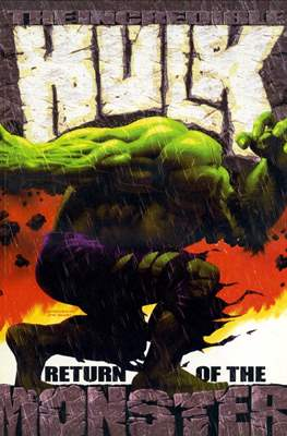 The Incredible Hulk (Softcover) #1