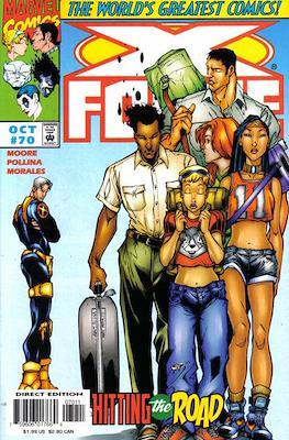 X-Force Vol. 1 (1991-2002) (Comic Book) #70