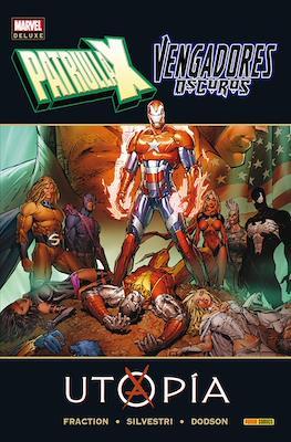 Patrulla-X / Vengadores Oscuros. Utopía. Marvel Deluxe
