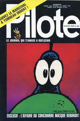 Pilote (Revista) #698