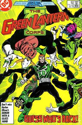 Green Lantern Vol. 1 (1960-1988) (Comic Book) #207