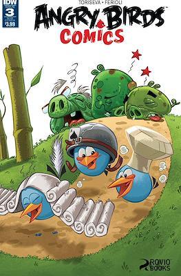 Angry Birds Comics (2016) (Grapa) #3.1
