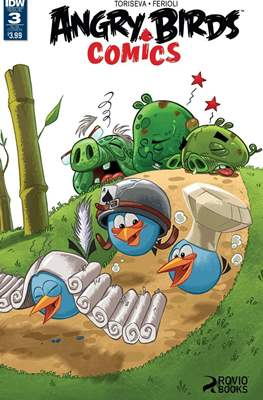 Angry Birds Comics (2016) #3.1