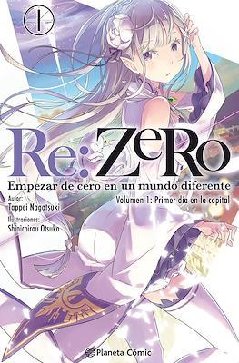 Re:ZeRo -Empezar de cero en un mundo diferente