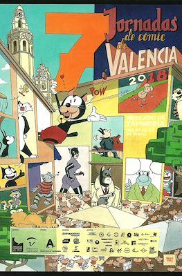 7 Jornadas de cómic de Valencia 2018