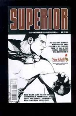 Superior kapow World Record