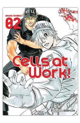 Cells at Work! (Rústica 176 pp) #2