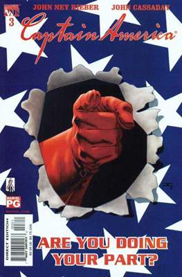 Captain America Vol. 4 (Comic Book) #3