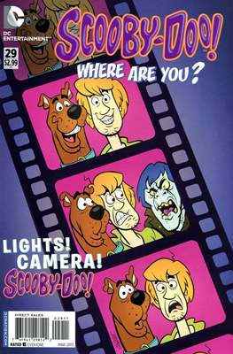 Scooby-Doo! Where Are You? (Comic Book) #29