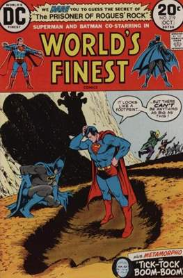 World's Finest Comics (1941-1986) (Comic Book) #219