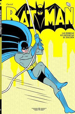 Batman: Las 100 primeras historietas de colección (Rústica) #1