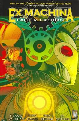 Ex Machina (Softcover) #3
