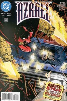 Azrael: Agent of the Bat (1995-2003) (Grapa) #35