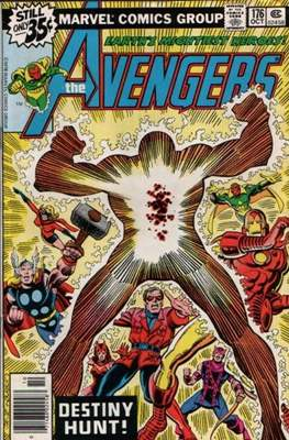 The Avengers Vol. 1 (1963-1996) (Grapa) #176